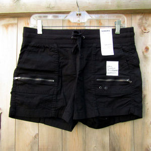 SONOMA Woman Black Comfortable Perfect Fit Shorts